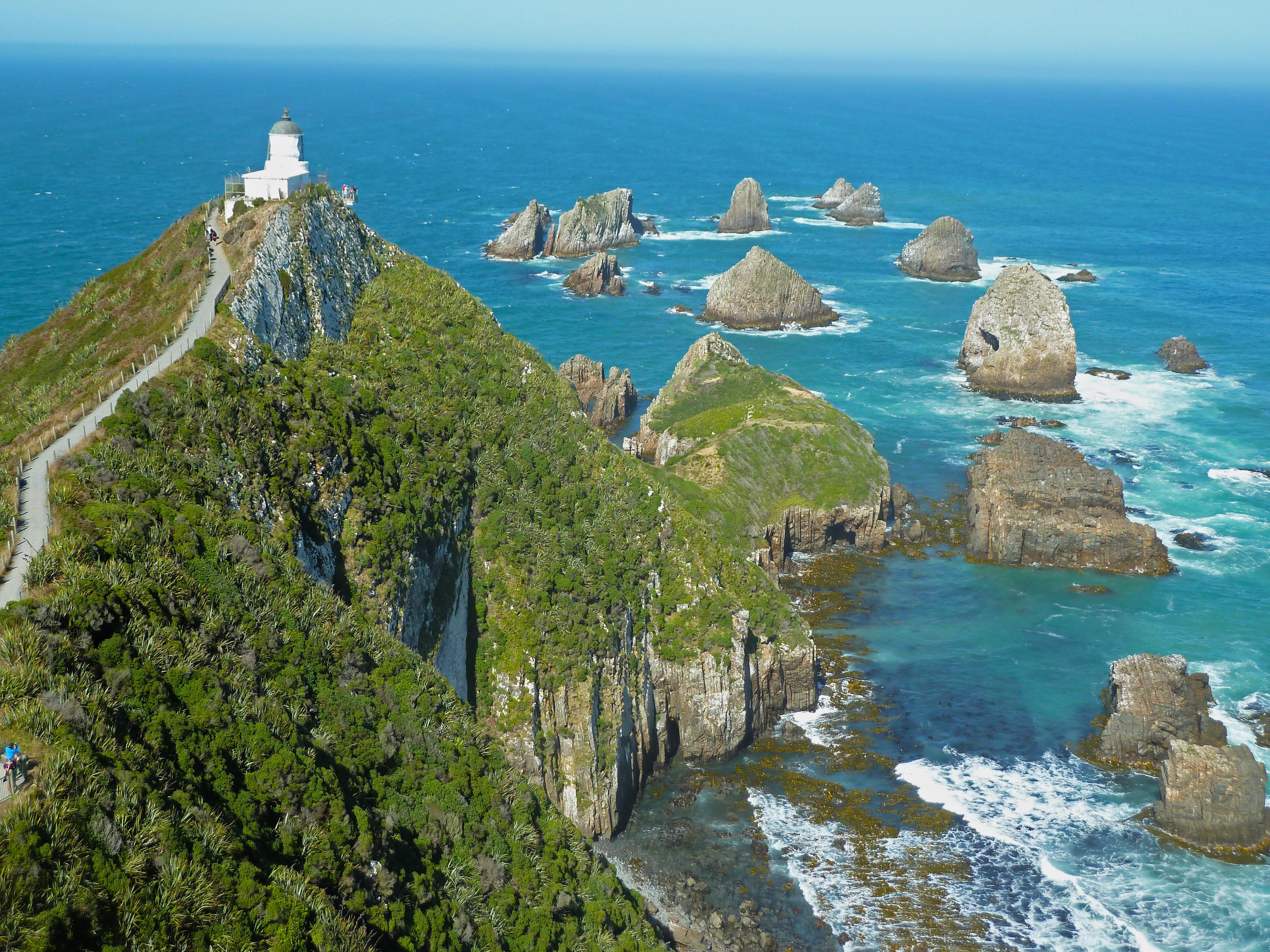 Nugget Point, NZ