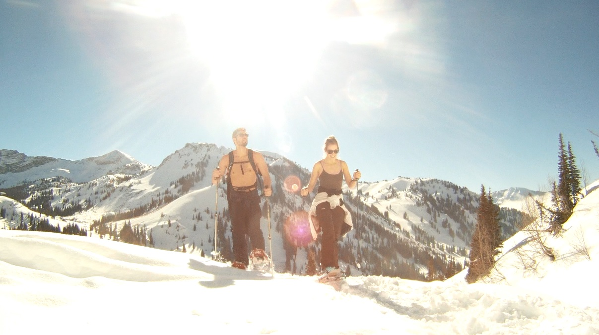 Snowshoeing Photos