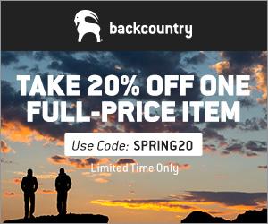 Backcountry.com Spring Promo Code