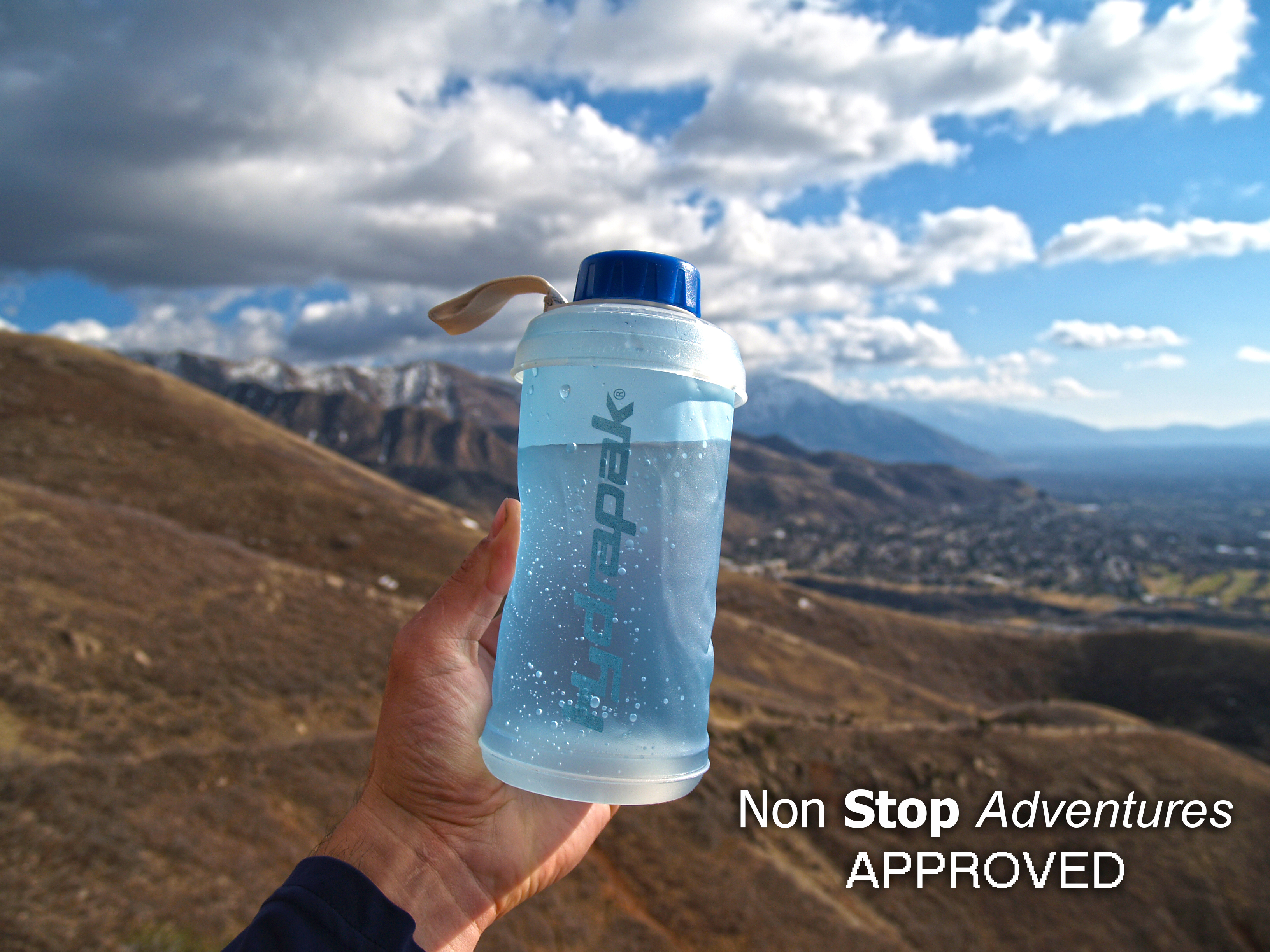 Hydrapak Stash Bottle – Product Review