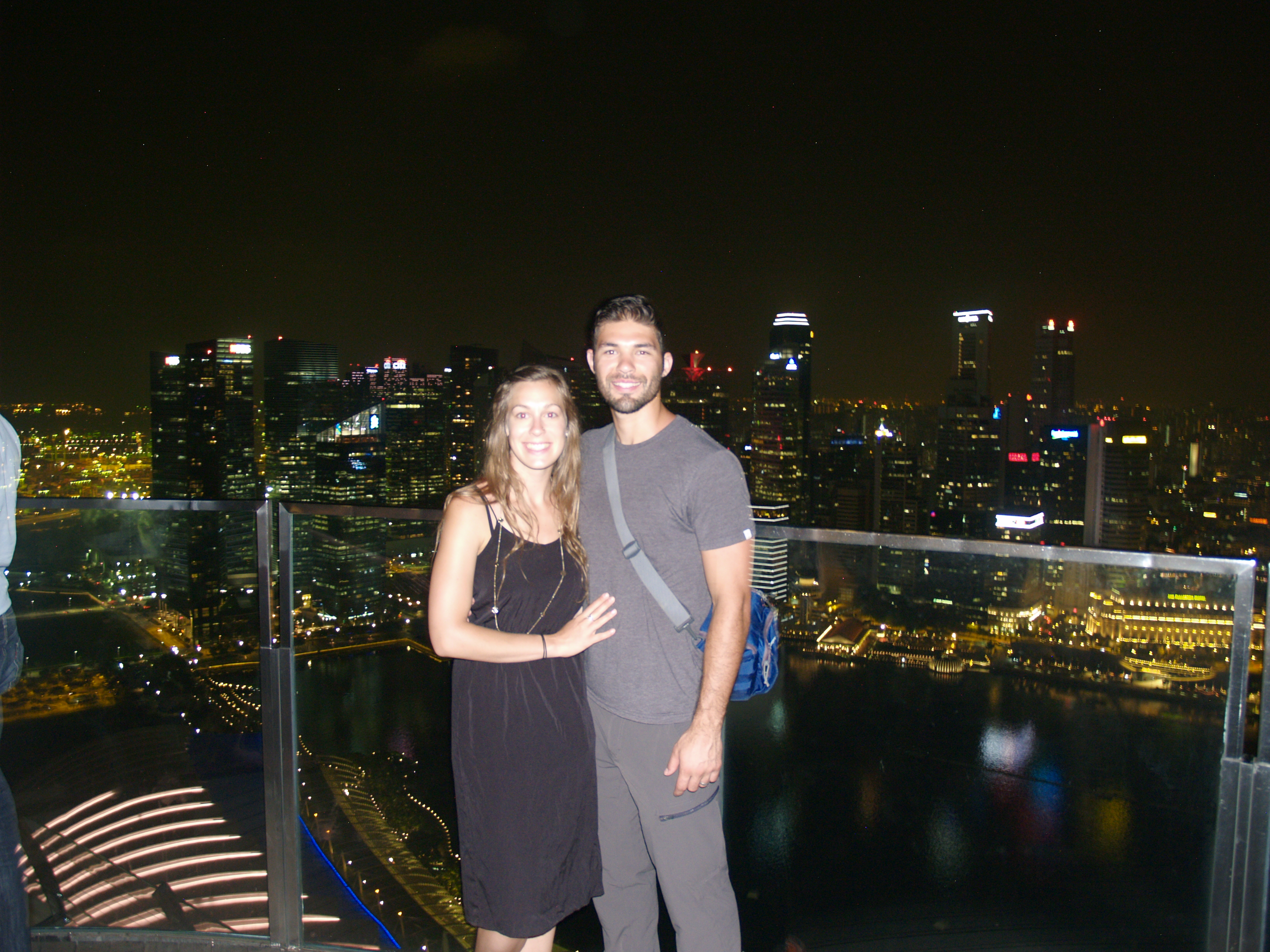 While In…Singapore
