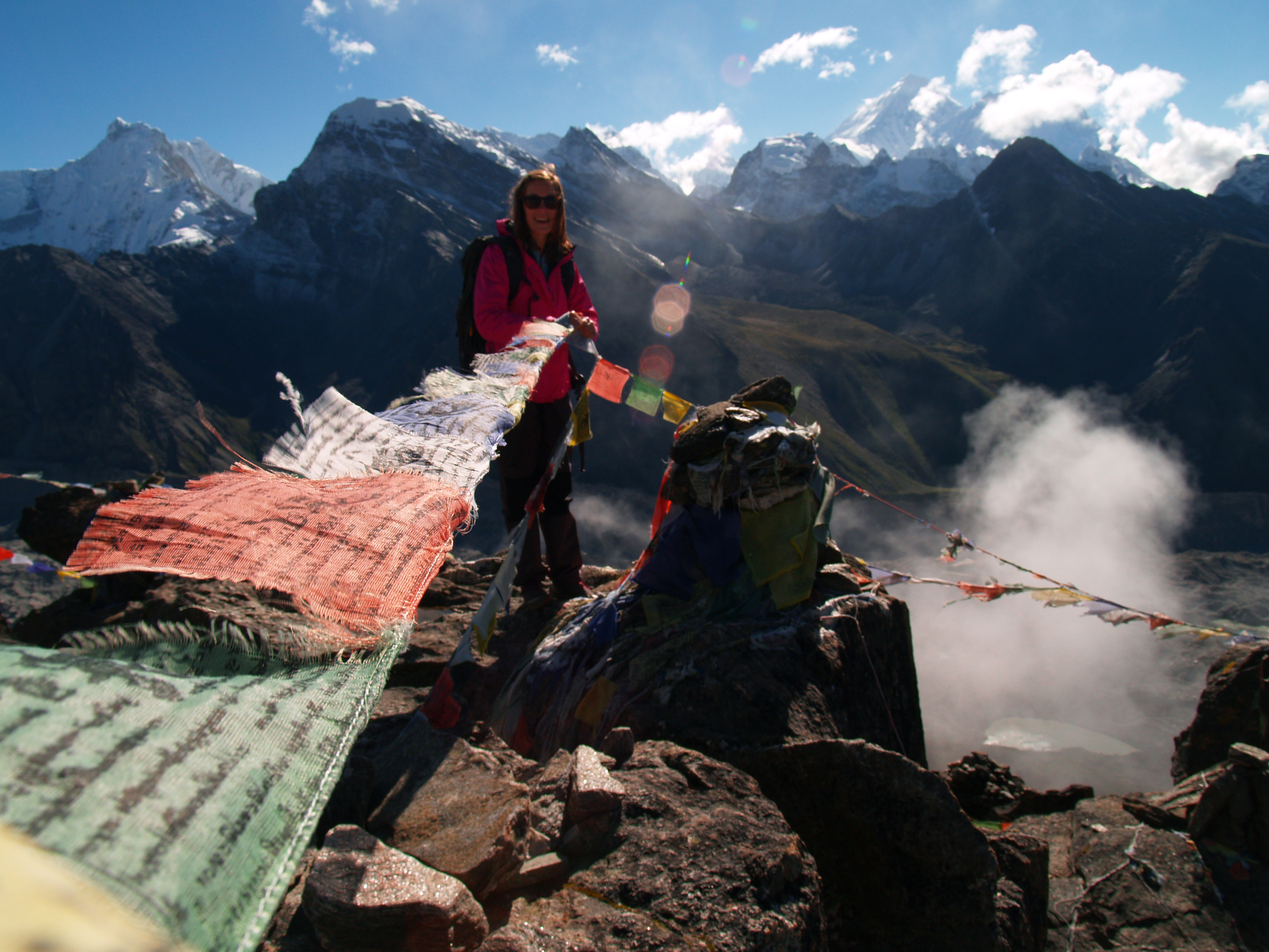 Backpacking Nepal Video