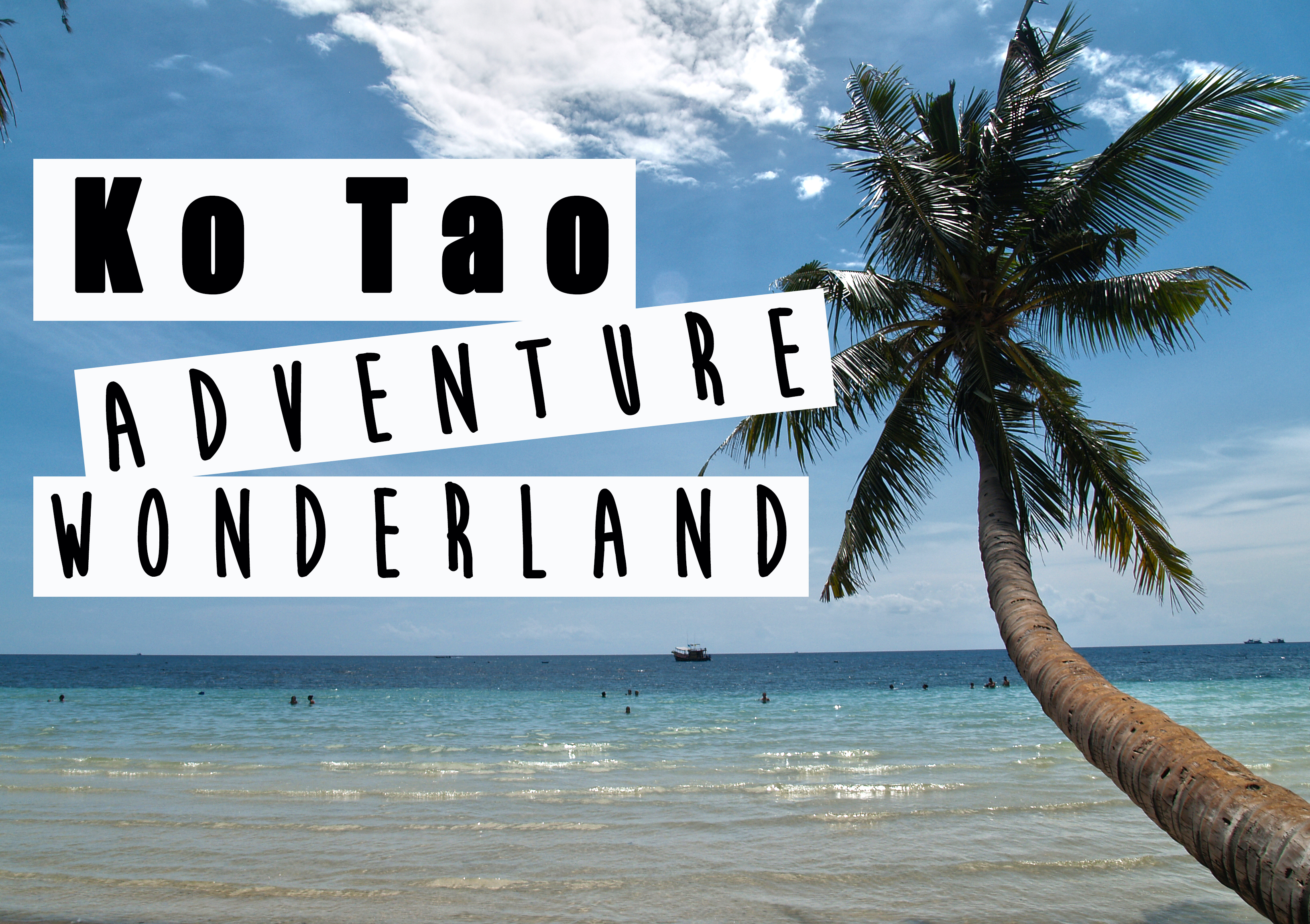 Ko Tao: Adventure Wonderland