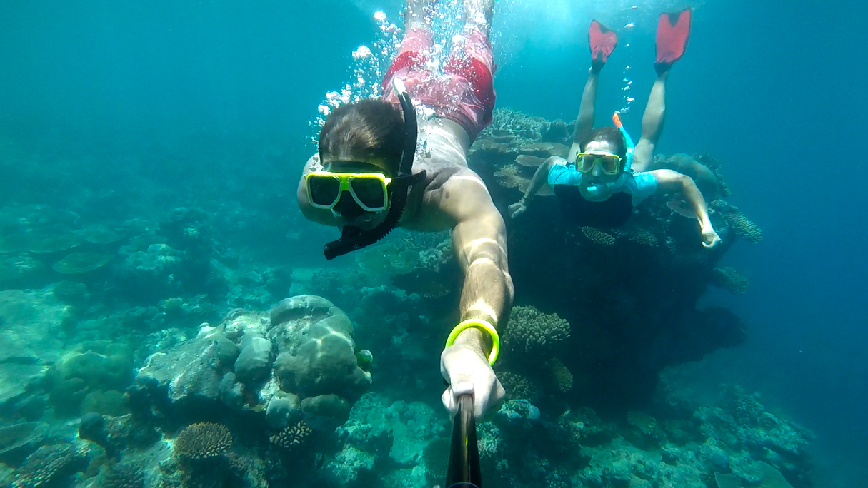 The Best Way to See the Great Barrier Reef