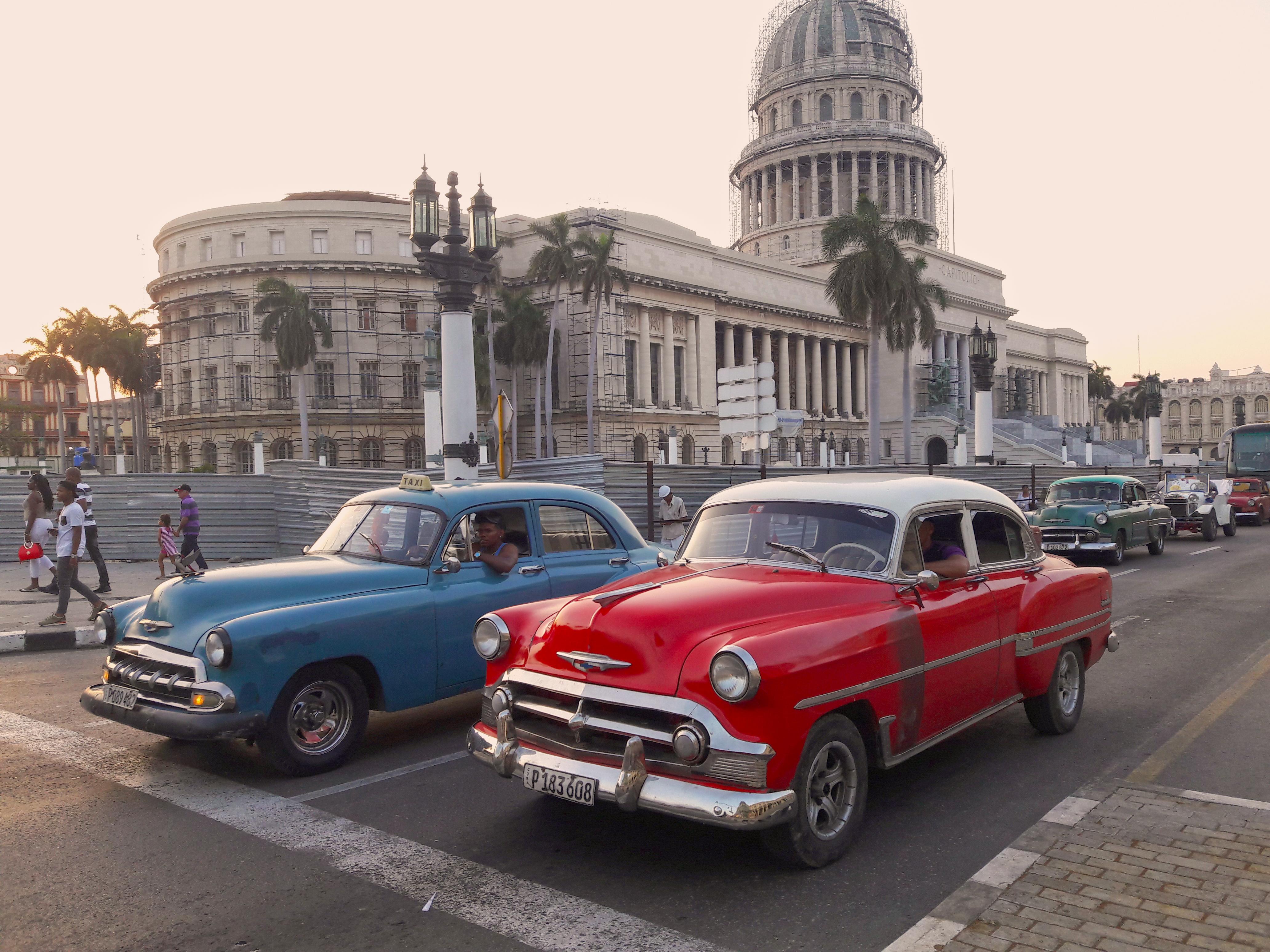 Cuban cars 2017