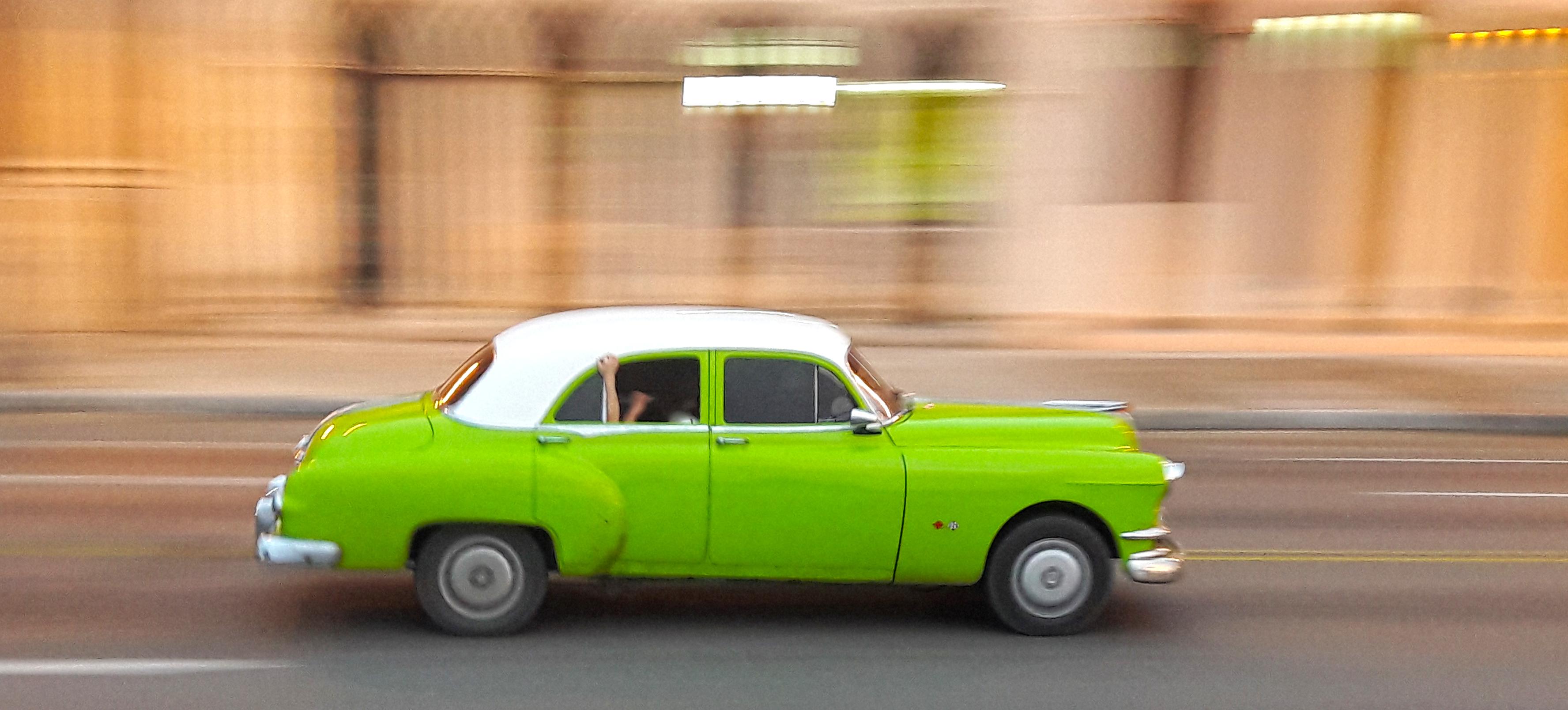 2017 cuban cars